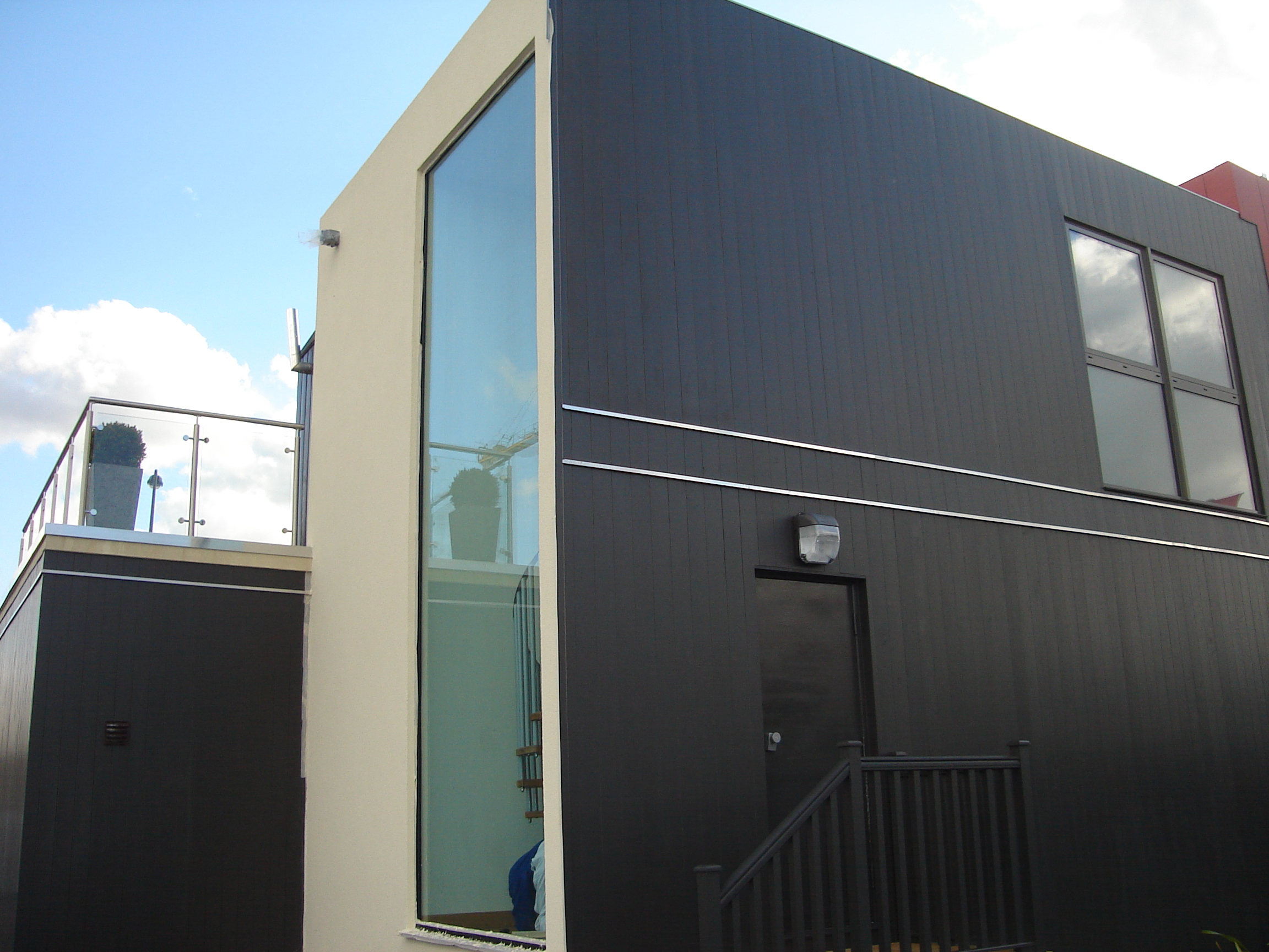 Insulated Render – JUB Render Systems