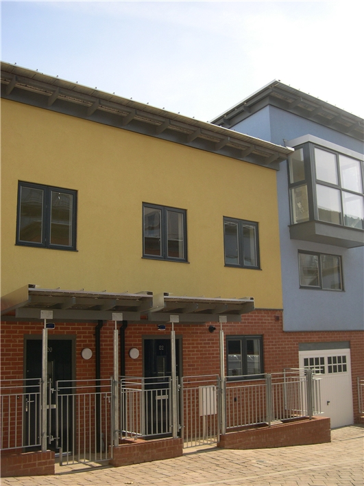 External Wall Insulation – JUB Render Systems