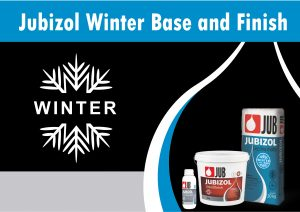 Jubizol Winter Base and Finish